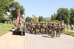 190812-A-SJ461-0063 (West Point - The U.S. Military Academy) Tags: cbt cadetbasictraining classof2023 longgrayline marchback newyork secondlieutenants usarmy usmilitaryacademy usma usmaclassof2023 usma2023 westpoint westpointny