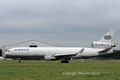 MD11F N380WA WORLD (shanairpic) Tags: jetairliner cargo freighter md11 md11f shannon world