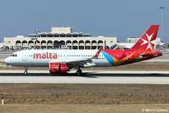 Air Malta Airbus A320-251N  |  9H-NEO  |  LMML (Melvin Debono) Tags: air malta airbus a320251n | 9hneo lmml cn 7875 a320neo neo melvin debono spotting spotters spotter canon eos 5d mark iv plane planes photography airport airplane aircraft aviation mla