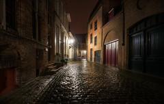 """I Love a Rainy Night"" (danielghetu.dg) Tags: street night rain belgium sony europe nightlights"