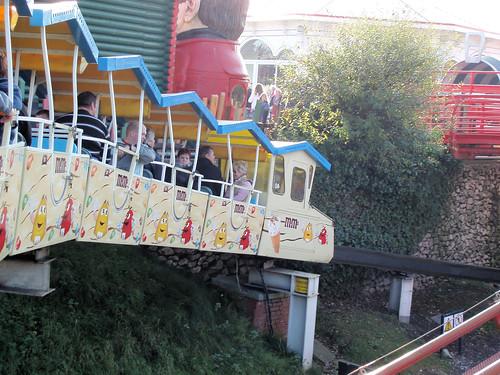 Pleasure Beach Monorail