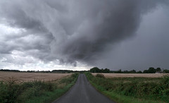 Arcus (ShinyPhotoScotland) Tags: shelf cloud arcus storm weather perthshire strathearn perth scotland landscape nature awesome grey filthy cumulus rain precipitation wet sonya7r3 hdr rawtherapee snapseed balgowan tibbermore road transport flood fields agriculture anthropocene