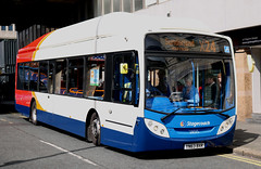 Stagecoach: 28015 YN63BXR Scania K270UB/Alexander Dennis Enviro 300NG (emdjt42) Tags: yn63bxr 28015 stagecoachsunderland stagecoach scania enviro adl