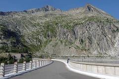 Barrage de Cap-de-Long (Hautes-Pyrénées) (bernarddelefosse) Tags: capdelong barrage aragnouet néouvielle hautespyrénées occitanie