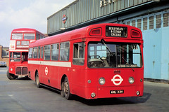 SM33 - AML 33H (Solenteer) Tags: londontransport sm33 aml33h aec swift marshall bexleyheath