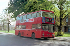 MD100 - OUC 100R (Solenteer) Tags: londontransport scania br111dh mcw metropolitan bexleyheath