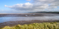 Low tide (Rico the noob) Tags: 2018 d850 lakedistrict 2470mm nature water outdoor panorama clouds 2470mmf28e beach travel hills sky published grass landscape dof uk