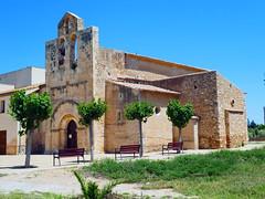 Santa Maria de Santa Oliva – Santa Oliva (Manel i Pilar) Tags: arquitectura edifici església romànic