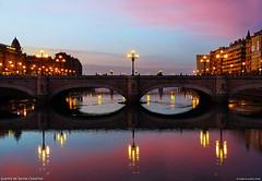 puente de Santa Catalina (wuploteg1) Tags: puente bridge santa catalina urumea donostia donosti san sebastián gipuzkoa guipúzcoa guipuzcoa euskadi euskalherria pais país vasco pays basque country espagne spain