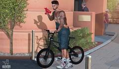 @NEW (Doug Morlim Boss) Tags: valekoer straydog signature catwa backdropcity animosity rkkn modulus bike