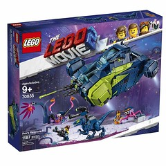 Some LEGO Movie 2 Sets Are Also Heavily Discounted (fbtb) Tags: 70820legomoviemaker 70823emmetsthricycle 70828popuppartybus 70829emmetandlucysescapebuggy 70830sweetmayhemssystarstarship 70835rexsrexplorer 70840welcometoapocalypseburgages163