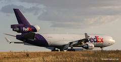 McDonnel Douglas MD-11F FedEx (Moments de Capture) Tags: mcdonneldouglas mdd md11f md11 fedex n522fe aircraft plane avion aeroport airport spotting lfpg cdg roissy charlesdegaulle onclejohn canon 5d mark3 5d3 mk3 momentsdecapture