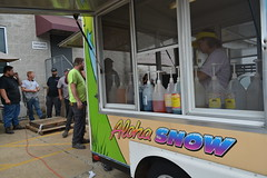 Snow Cones! (MKT Metal Manufacturing) Tags: snow cones aloha ice shaved yum beat the heat mkt metal manufacturing employees