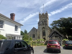 Photo of All Saints' Church, Freshwater