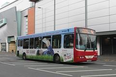 Warrington's Own Buses 78 YJ57 BPK (johnmorris13) Tags: yj57bpk vdl sb120 wrightcadet wrightbus bus
