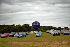 cp bbf16 8841 (m.c.g.owen) Tags: bristol international balloon fiesta ashton court august 2016 landing flight flying hot air balloons 14th england uk great britain car parking gcinn