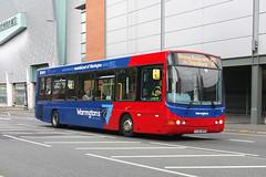 Warrington's Own Buses 79 YJ57 BPO (johnmorris13) Tags: yj57bpo vdl sb120 wrightcadet wrightbus bus