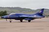 Hawker Hunter T7 - XL577 G-XMHD - RAF Leuchars 10/9/2005