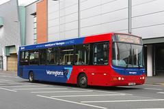 Warrington's Own Buses 82 YJ57 BRZ (johnmorris13) Tags: yj57brz vdl sb120 wrightcadet wrightbus bus
