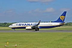 EI-FZJ Boeing 737-800 Ryanair MAN 23-07-19 (PlanecrazyUK) Tags: egcc manchester ringway manchesterairport eifzj boeing737800 ryanair man 230719