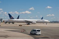United Airlines Boeing 777-300ER N2138U (jbp274) Tags: ewr kewr airport airplanes unitedairlines united ua boeing 777