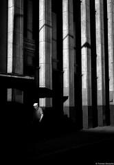 Street life - Chorzów 2018 (Tu i tam fotografia) Tags: blackandwhite noiretblanc enblancoynegro inbiancoenero bw monochrome czerń biel czerńibiel noir czarnobiałe blancoynegro biancoenero człowiek human man people ludzie światło light linie lines street ulica streetphotography fotografiauliczna streetphoto polska poland budynek building architecture architektura urban miasto city town candid outdoor dark person osoba streetlife