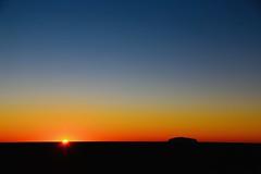 New Day (ISO 69) Tags: sunrise sun sonne sonnenaufgang rise new day uluru katatjuta yulara australia australien