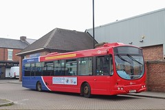 Go North East 5231 / NK55 OLJ (TEN6083) Tags: transport publictransport bus buses nebuses solar williamstreet scania northshields gonortheast 5231 wrightbus l94ub nk55olj