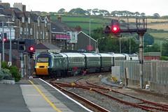 43198 Penzance (1) (Marky7890) Tags: gwr 43198 class43 hst 2c51 penzance railway cornwall cornishmainline train