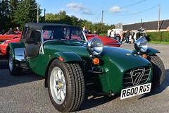 MFN Classic Car Show (shutcho1973) Tags: mfn car show shipley derbyshire automobile auto classic caterham seven 7