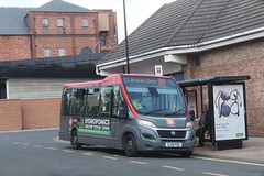 Gateshead Central Taxis SJ19 PGE (TEN6083) Tags: transport publictransport bus buses nebuses gatesheadcentraltaxis sj19pge fiat bluebird northshields orionplus rudyerdstreet