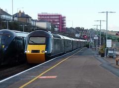 43198 Penzance (2) (Marky7890) Tags: gwr 43198 class43 hst 2c51 penzance railway cornwall cornishmainline train