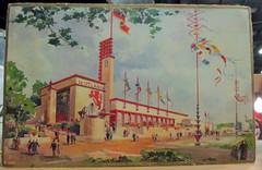 Chocolate Box, Empire Exhibition 1938 (jackdeightonsf) Tags: empireexhibitionscotland1938 empireexhibition1938 empireexhibition artdeco scottishpavilion