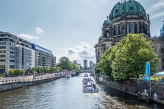 Brandenburg Gate Area Berlin  August 01, 2019  02_.jpg (James Gordon Patterson) Tags: brandenburggate jamesgordonpaterson berlin bridgeofspies spreeriver germany