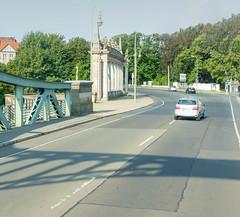 Brandenburg Gate Area Berlin  August 01, 2019  09_.jpg (James Gordon Patterson) Tags: berlin germany brandenburggate bridgeofspies jamesgordonpaterson spreeriver