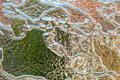 Glassworks (gripspix (On D-Tox!)) Tags: 20190810 ennahaponar14575mm homemadetiltshiftbellows adaptedtocanonef test experiment fotospaziergang photowalk glass glas ornamentalglass ornamentglas abstract abstrakt texture textur