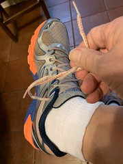 Getting ready for my morning walk ••• 20190812 223/365 (lamarstyle) Tags: lamarstyle 2019 iphonexr 365days