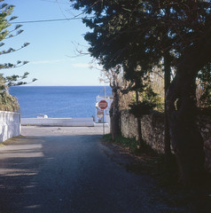Stop (Vinzent M) Tags: brillant heliar 75 zniv voigtländer kodak portra greece ελλάσ ikaria icaria ικαρία