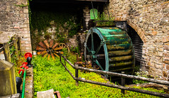 The ancient Tintern Mill no longer in use but standing the test of time (Geordie_Snapper) Tags: canon5d4 canon2470mm forestofdean june landscape summer tintern tinternabbey tinternmil