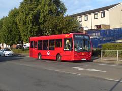 GAL 161 - YX60FVD - CRAY ROAD FOOTS CRAY - TUE 13TH AUG 2019 (Bexleybus) Tags: kent goahead go ahead london metrobus foots cray road sidcup adl dennis enviro 200 tfl route r11 161 yx60fvd