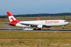 OE-LAE | Austrian Airlines | Boeing 767-3Z9(ER) | VIE/LOWW (Tushka154) Tags: boeing 7673z9er spotter austrianairlines 767 oelae austria vienna 767300 schwechat aircraft airplane avgeek aviation aviationphotography boeing767 flughafenwien loww planespotter planespotting spotting viennainternationalairport wien