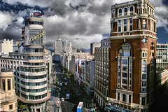 Madrid claro que si. (Rabadán Fotho) Tags: fotografia street strettfoto madrid hdr