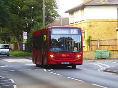 GAL 177 - YX61ENV - SEVENOAKS ROAD ORPINGTON - TUE 13TH AUG 2019 (Bexleybus) Tags: orpington br7 kent goahead go ahead london metrobus sevenoaks road adl dennis enviro 200 tfl route r8 177 yx61env