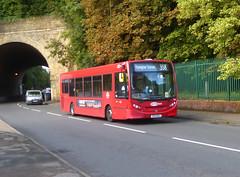 GAL 760 - YX13AHJ - SEVENOAKS ROAD ORPINGTON - TUE 13TH AUG 2019 (Bexleybus) Tags: orpington br7 kent goahead go ahead london metrobus sevenoaks road adl dennis enviro 200 tfl route 358 rare 760 yx13ahj