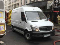 SF66 XYH (Emergency_Vehicles) Tags: londonfirebrigade lfb sf66xyh cobra coldcut cold cut