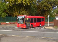 GAL 181 - YX62DYS - TOWER ROAD ORPINGTON - TUE 13TH AUG 2019 (Bexleybus) Tags: orpington br7 kent goahead go ahead london metrobus tower road sevenoaks adl dennis enviro 200 tfl route r1 181 yx62dys
