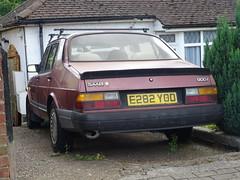 1987 Saab 900i (Neil's classics) Tags: 1987 saab 900i 1985cc