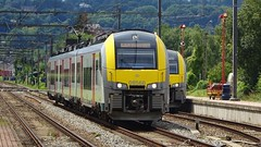 AM 08566 - L154 - JAMBES (philreg2011) Tags: am08 desiro sncb nmbs trein train l154 jambes ic20142500 ic20142534 am08566