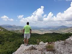Somewhere in Bosnia.