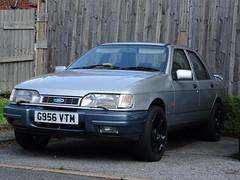 1989 Ford Sierra Sapphire 2000E Auto (Neil's classics) Tags: 1989 ford sierra sapphire 2000e